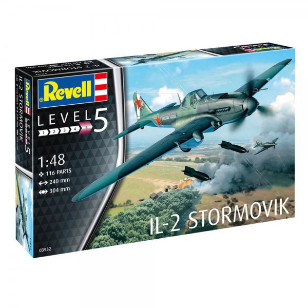 Revell Stormovik