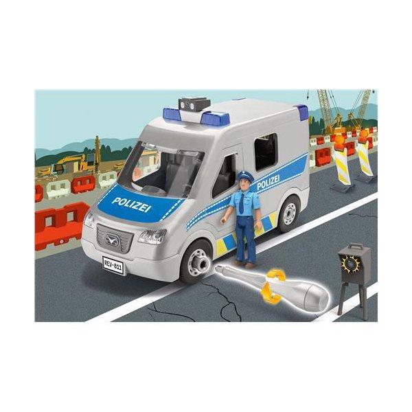 Revell Junior Kit - Polis Minibüsü