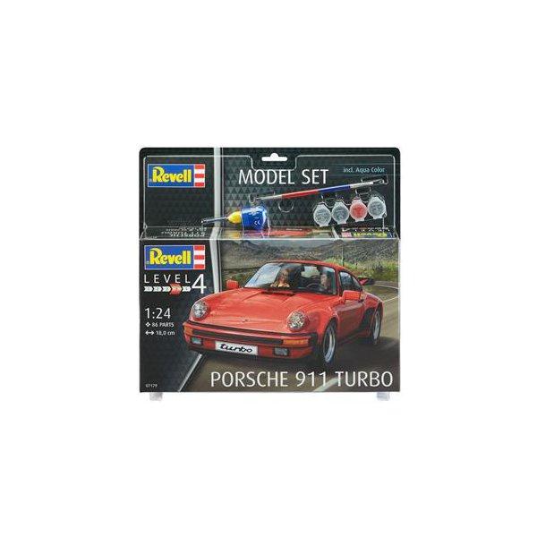 Revell M.Set Porsche 911 T