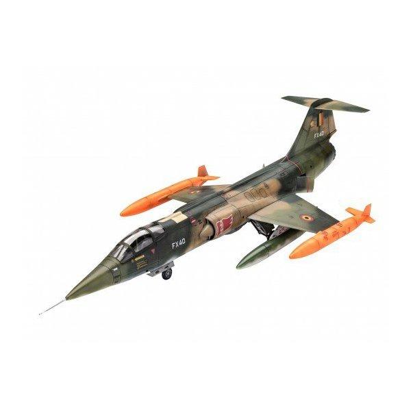 Revell Lockheed F-104 G Starfighter RNAF/BAF