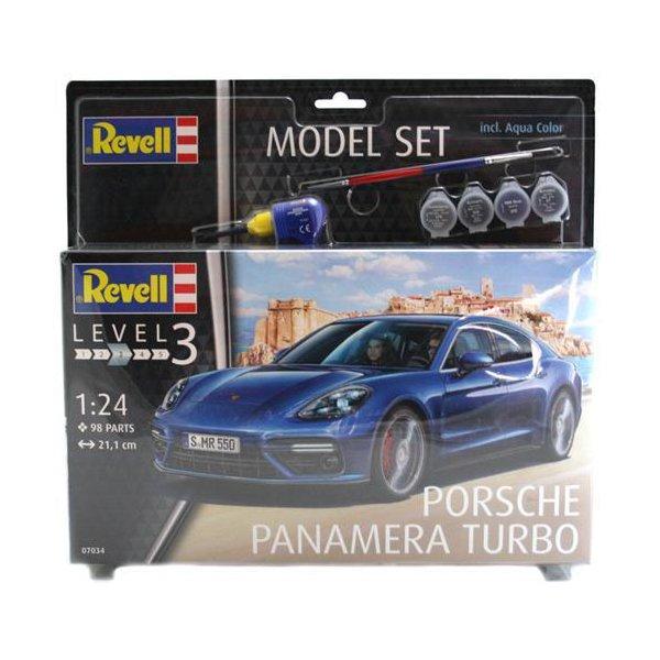 Revell M.Set Porsche Pan
