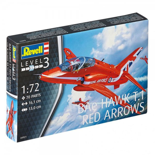 Revell T.1 Red Arrows