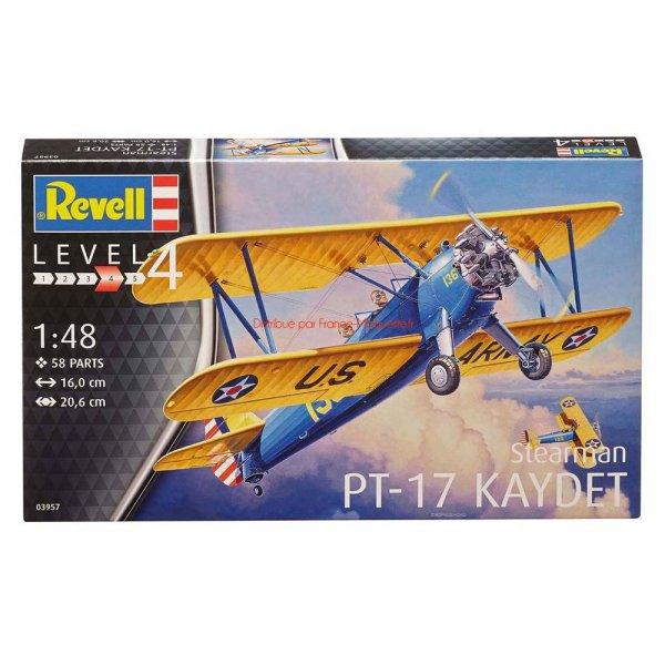 Revell Stearman P-17 Kaydet