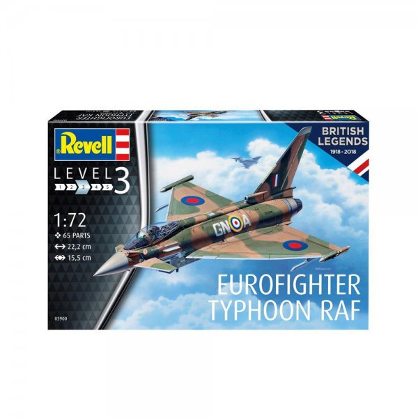 Revell 100 Years RAF: Eurofighter Typhoon