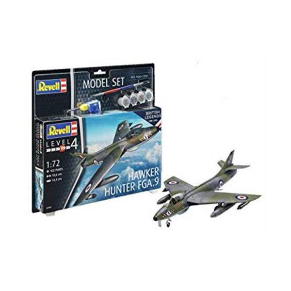 Revell M.Set RAF Hawker Hunter