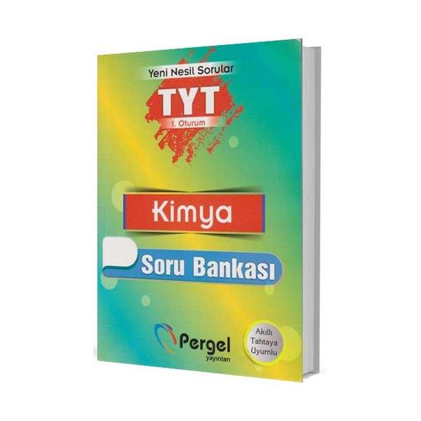 TYT Kimya Soru Bankası Pergel Yayınları
