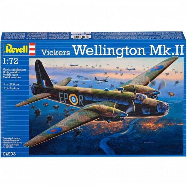 Revell Vickers Wellington