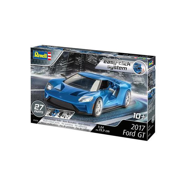 Revell 2017 Ford (Easy Click)