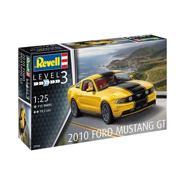 Revell 2010 Ford Mustang