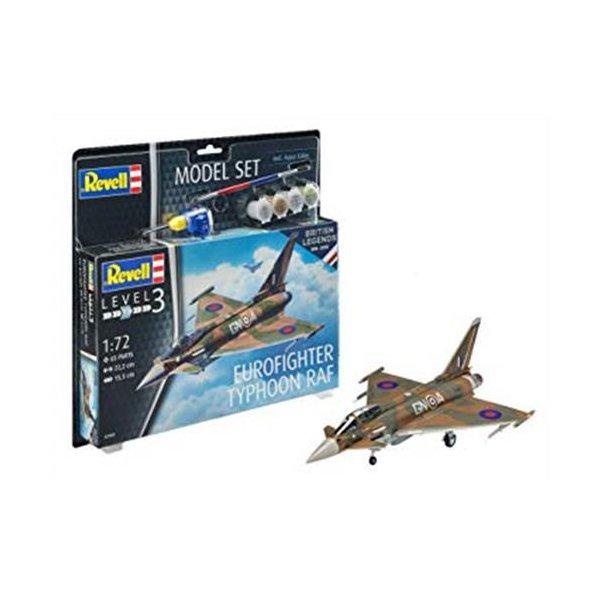 Revell M.Set RAF Eurofighter