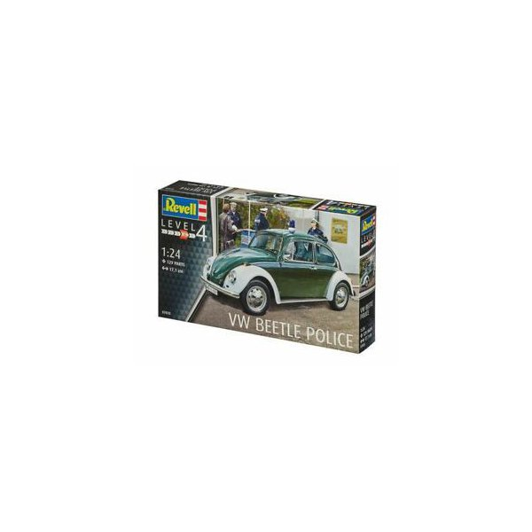 Revell VW Beetle Police