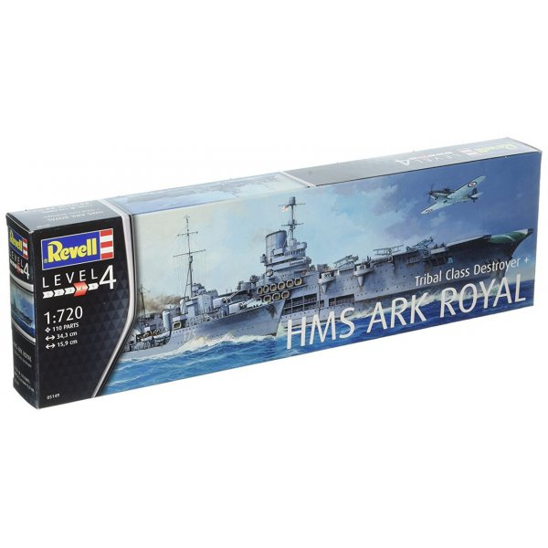 Revell HMS Ark Royal