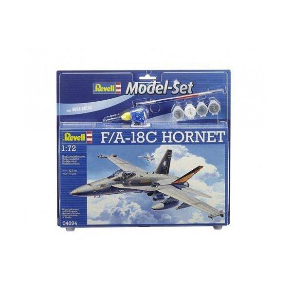 Revell M.Set F/A-18C Hornet