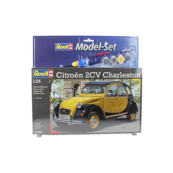 Revell M.Set Citroen 2CV