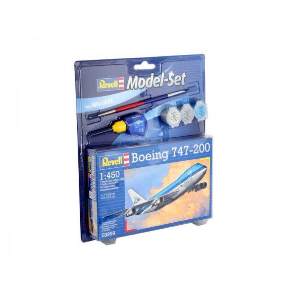 Revell M.Set Boeing 747-200