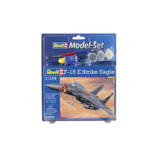 Revell M.Set F-15E Eagle