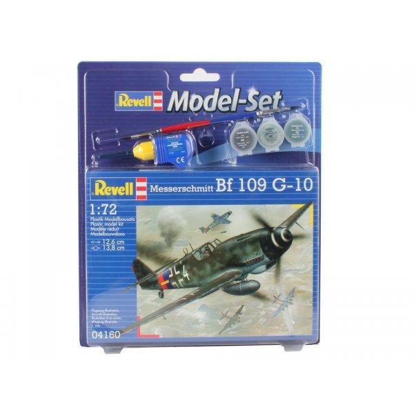 Revell M. Set Messerschmitt BF-109