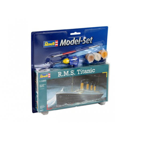 Revell M. Set R.M.S. Titanic