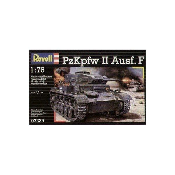 Revell PZKPWF II AUSF.