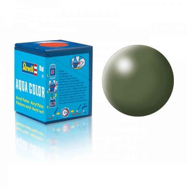 Revell 361 - Aqua Color Olive Green - Silk Boya - 18 ml