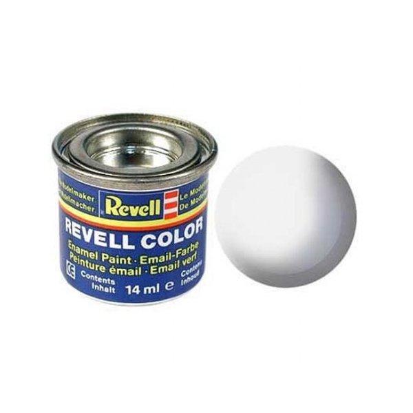 Revell 05 Email Color - White - Mat - Boya 14 ml