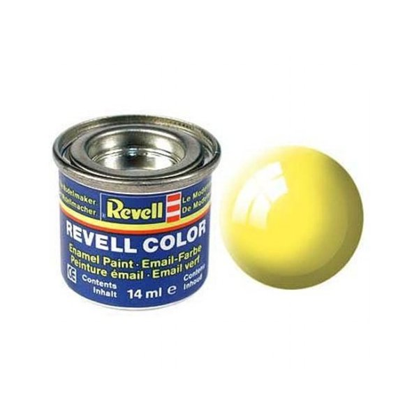 Revell 15 Email Color - Yellow - Mat - Boya 14 ml