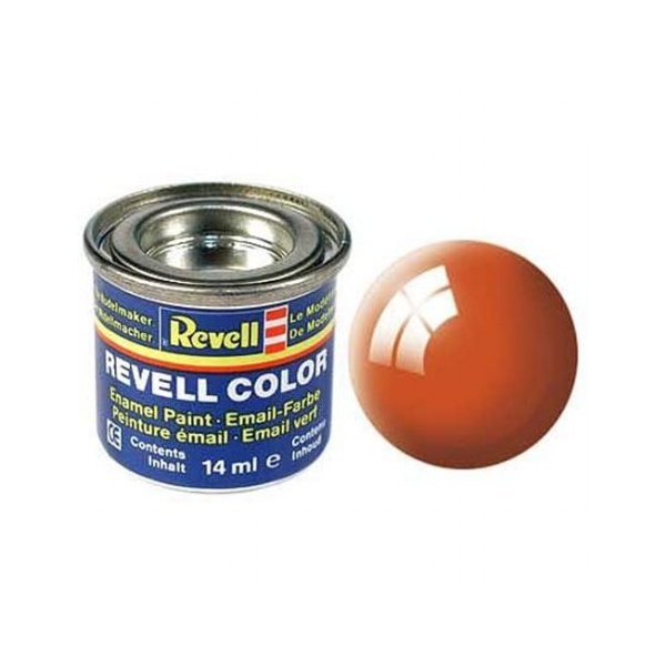 Revell 30 Email Color - Orange - Gloss - Boya 14 ml