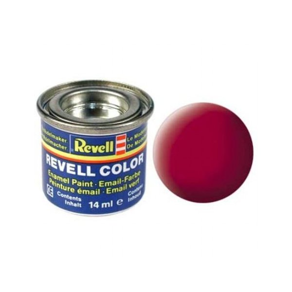 Revell 36 Email Color - Carmine Red - Mat - Boya 14 ml