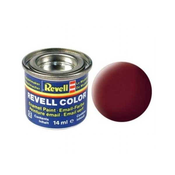 Revell 37 Email Color - Reddish Brown - Mat - Boya 14 ml