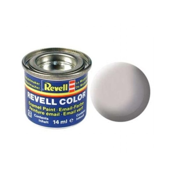 Revell 43 Email Color - Grey - Mat Usaf - Boya 14 ml
