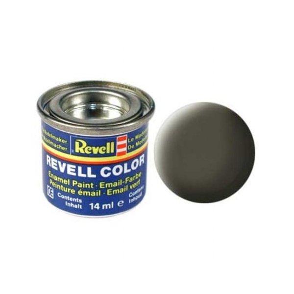 Revell 46 Email Color - Nato Olive - Mat - Boya 14 ml