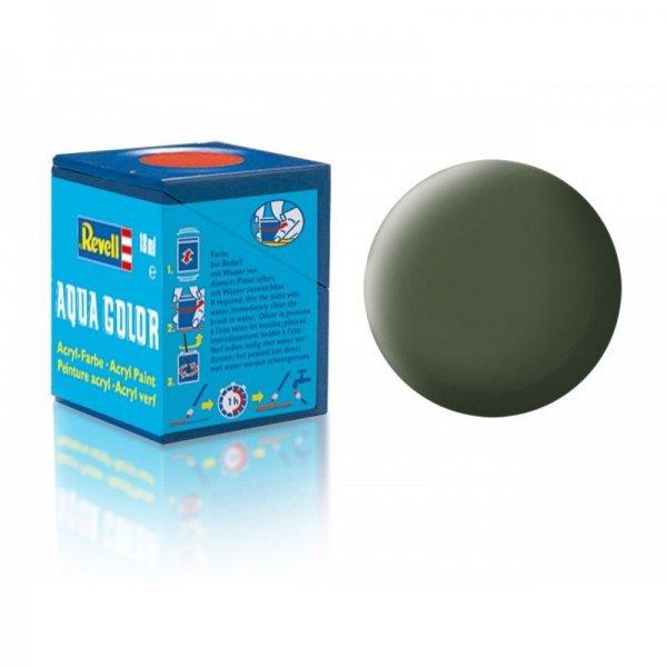 Revell 65 - Aqua Color Bronze Green - Mat Boya - 18 ml
