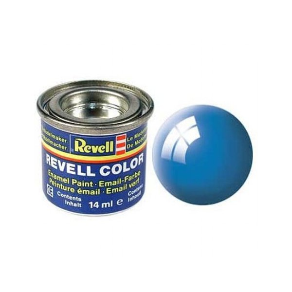 Revell 50 - Email Color Light Blue - Gloss - Boya 14 ml
