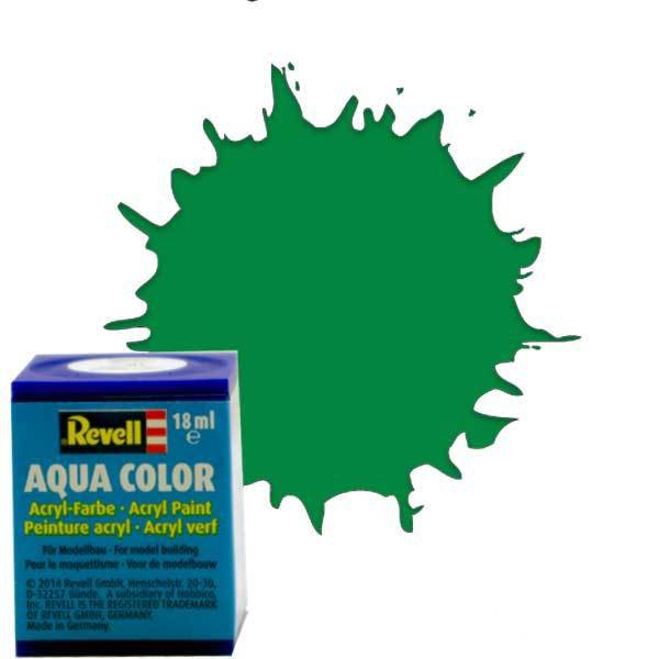 Revell 61 -Aqua Color Emerald Green - Gloss Boya - 18 ml