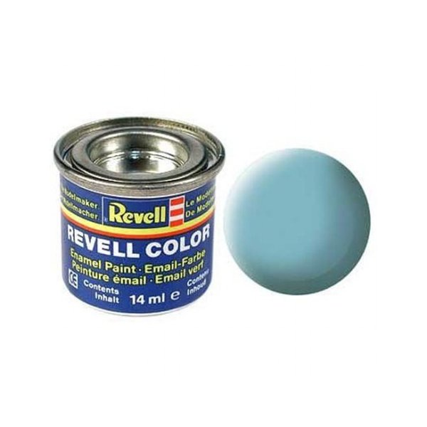 Revell 55 - Email Color Light Green - Mat - Boya 14 ml