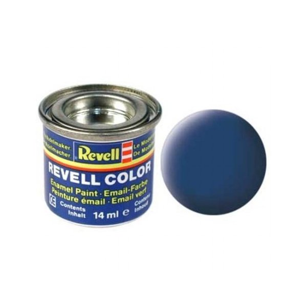 Revell 56 - Email Color Blue - Mat - Boya 14 ml