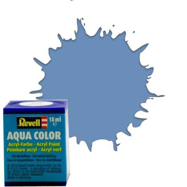 Revell 57 -Aqua Color Grey - Mat Boya- 18 ml