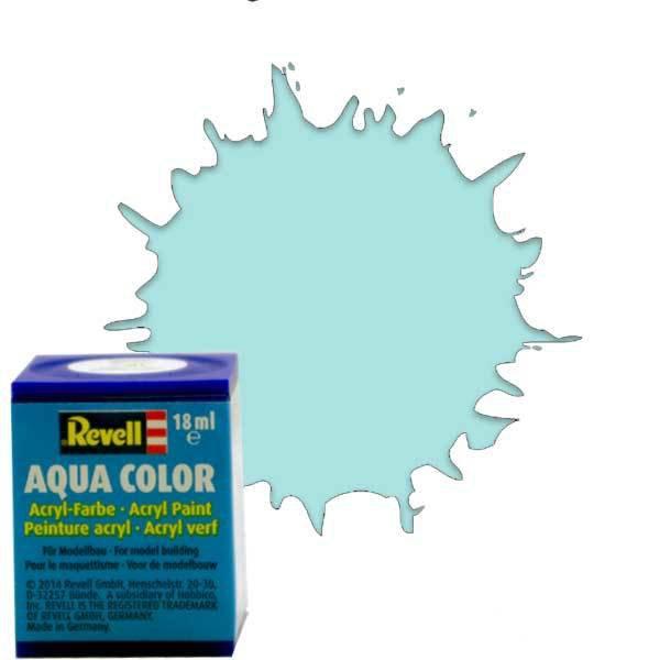 Revell 55 -Aqua Color Light Green - Mat Boya- 18 ml