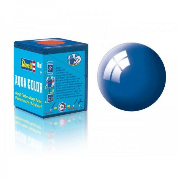 Revell 52 -Aqua Color Blue - Gloss Boya - 18 ml