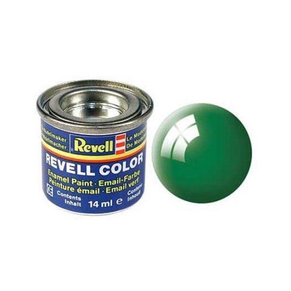 Revell 61 - Email Color Emerald Green - Gloss - Boya 14 ml