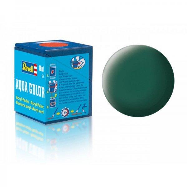 Revell 48 -Aqua Color Sea Green - Mat Boya- 18 ml