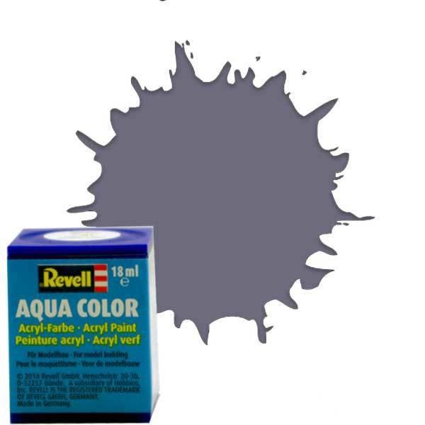 Revell 47 -Aqua Color Mouse Grey - Mat Boya- 18 ml