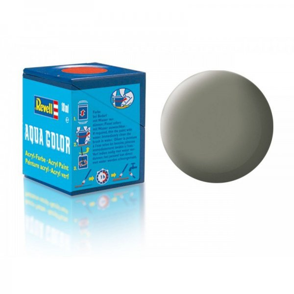 Revell 45 -Aqua Color Light Olive - Mat Boya- 18 ml