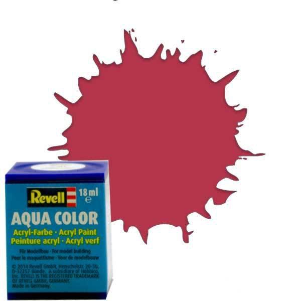 Revell 37 - Aqua Color Reddish Brown - Mat Boya- 18 ml