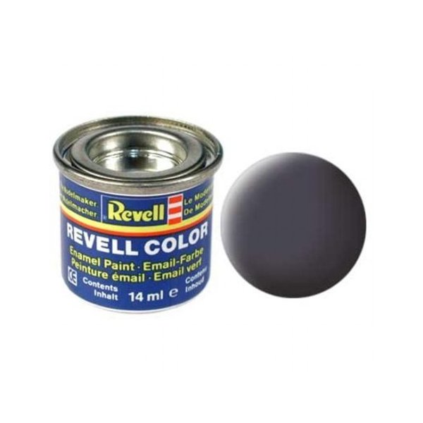 Revell 74 - Email Color Gunship Grey - Mat Usaf - Boya 14 ml