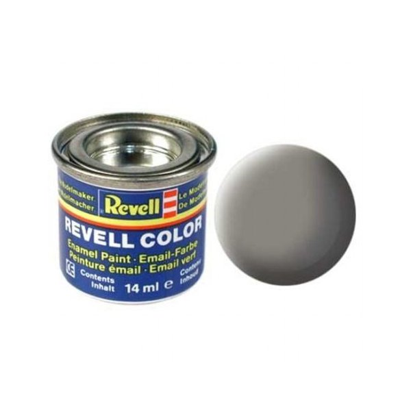 Revell 75 - Email Color Stone Grey - Mat - Boya 14 ml