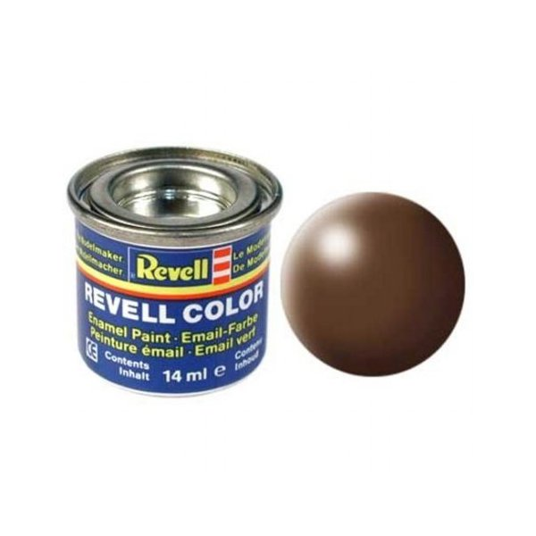 Revell 381 -Email Color Brown - Silk Boya- 14 ml