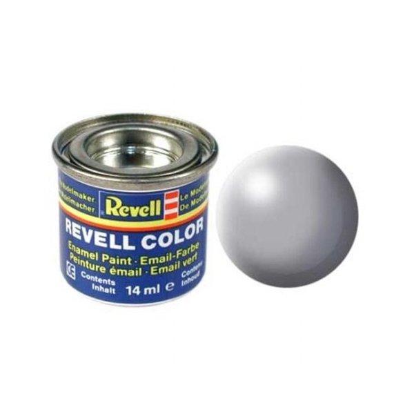 Revell 374 -Email Color Grey - Silk Boya - 14 ml