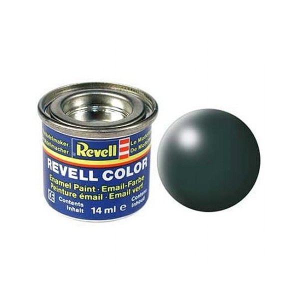 Revell 365 -Email Color Patina Green - Silk Boya- 14 ml