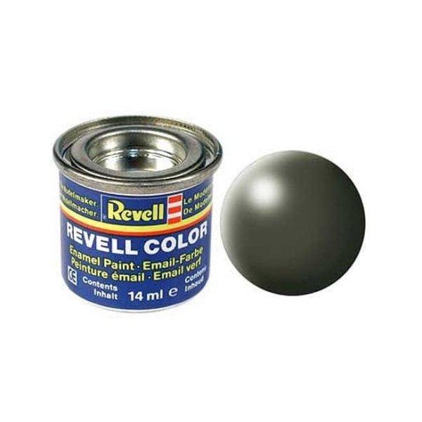 Revell 361 - Email Color Olive Green - Silk - Boya 14 ml